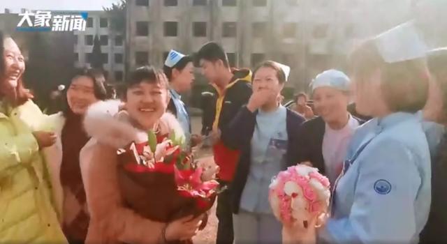 郑州两名驰援武汉的抗疫英雄结婚啦,这波狗粮太甜了