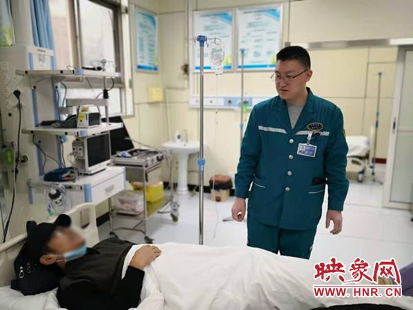 """【郑州""""急""""先锋】王群涛:每分每秒都要面对拯救生命的考验"""