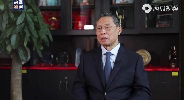 钟南山:已有多国证明中国疫苗安全有效